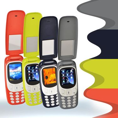 I Kall Trendy Flip Phone
