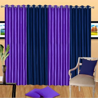 IWS Set of 4 Beautiful Door Curtain IWS-CT-1006
