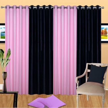 IWS Set of 4 Beautiful Door Curtain IWS-CT-1018