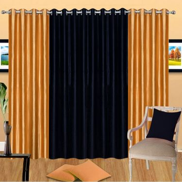 IWS Set of 4 Beautiful Door Curtain IWS-CT-1019