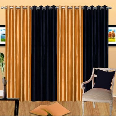 IWS Set of 4 Beautiful Door Curtain IWS-CT-1020