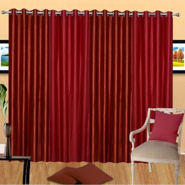 IWS Set of 4 Beautiful Door Curtain IWS-CT-1024