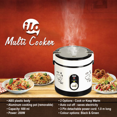 ILO Multi Cooker