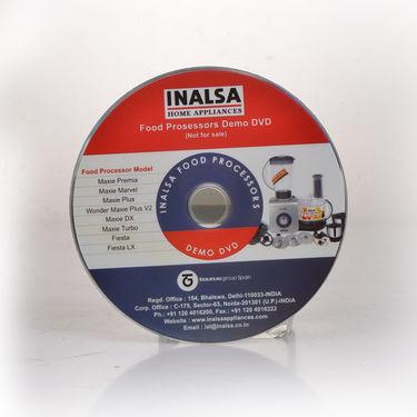 Inalsa Craze 700Watt Food Processor with 11 Attachments