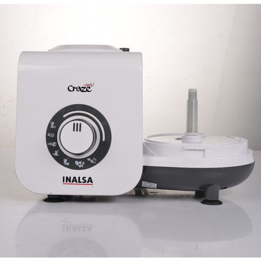 Inalsa Craze Food Processor with Mixer Grinder & Juicer