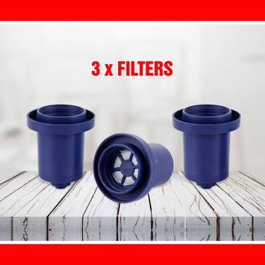 Instant Tap Water Filter with 2 Extra Filters