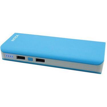 Intex IT-PB10 10000 mAh Power Bank - Blue & White
