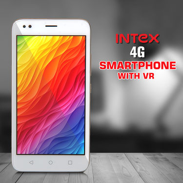 Intex 4G Smartphone with VR