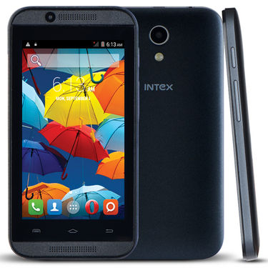 Intex Aqua 5X - 4 inch Android Mobile with 3G