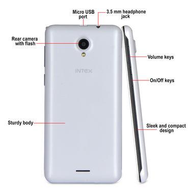 Intex Cloud 3G Mobile