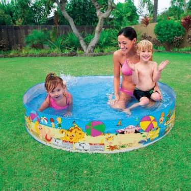 Non Inflatable 5 Feet Swimming Pool