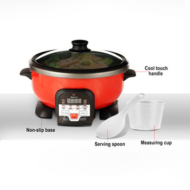 Irich Multi Functional Smart Cooker