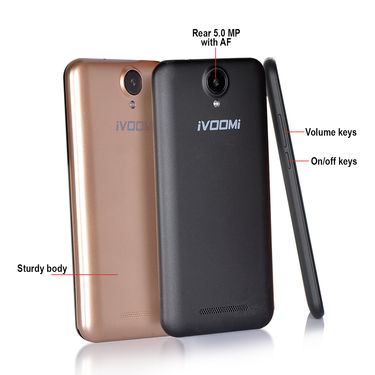 Ivoomi Big Screen 4G Mobile with Shatterproof
