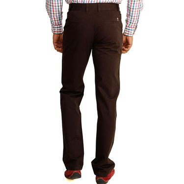 Pack of 2 Cotton Regular Fit Chinos_J108 - Brown & Coffee