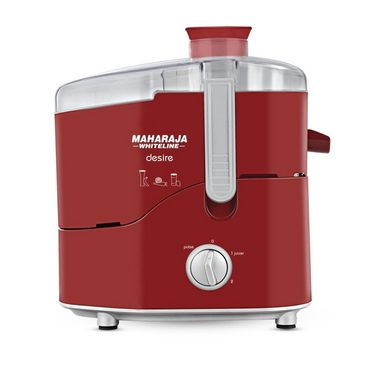Maharaja Whiteline Desire Red Treasure Juice Extractor_JE- 100