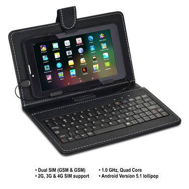 Buy Jeotex 4g Calling Tablet With Keyboard Online At Best