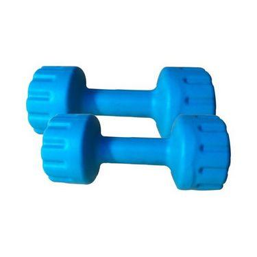Facto Power Pair Of Jogger Dumbells - 2 Kg