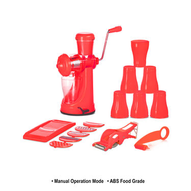 Juicer + 6 in 1 Slicer + Free 8 Gifts