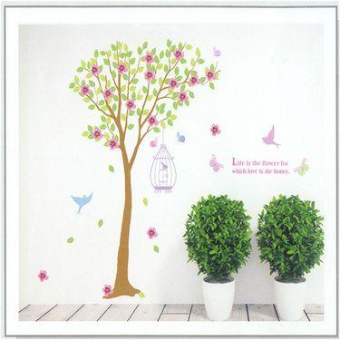 Combo Of 2 Home Decor Living Room Wall Decal-kaw-1