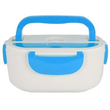 Kawachi Multi-Function Electric Lunch Box-Blue