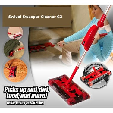 Kawachi Electronic Rechargeable Floor Cleaner G3-K287