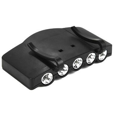 Kawachi LED Cap Light (Black)-K61