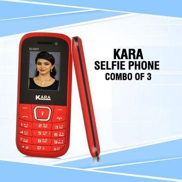 Kara Selfie Phone Combo Of 3