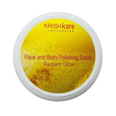 Face and Body Polishing Scrub Radiant Glow - 500g