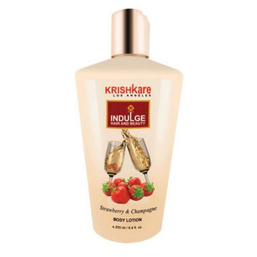 Body Lotion Strawberry and Champagne