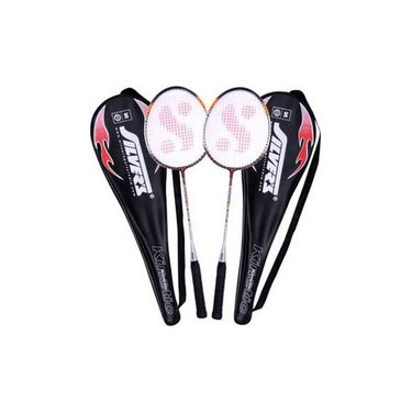 Silver's Pack of 2 Kinetic Badminton Combo - Multicolor