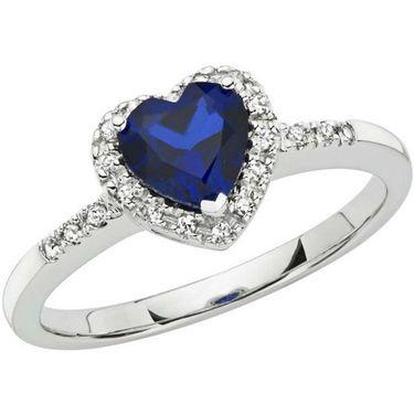 Kiara Swarovski Signity Sterling Silver Kavya Ring_Kir0668 - Silver