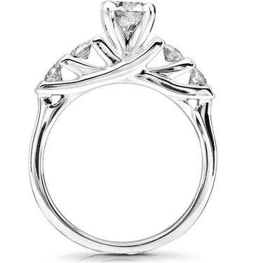 Kiara Swarovski Signity Sterling Silver Needhi Ring_Kir0695 - Silver