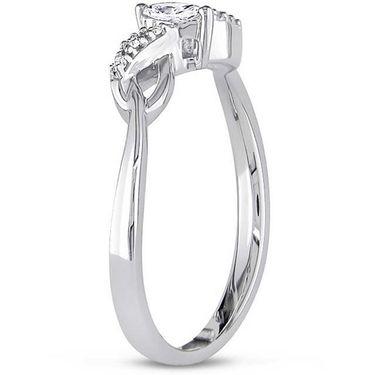 Kiara Swarovski Signity Sterling Silver Shweta Ring_Kir0725 - Silver