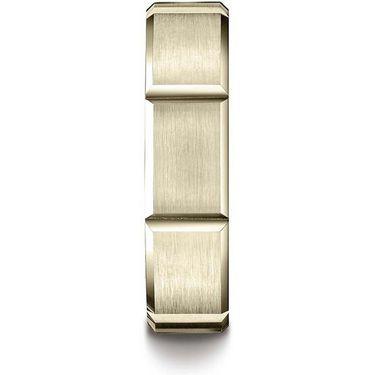 Kiara Swarovski Signity Sterling Silver Gujarat Ring_Kir0762 - Golden