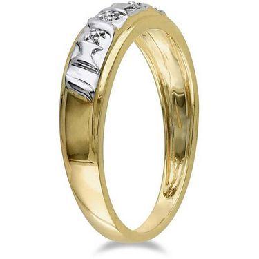Kiara Swarovski Signity Sterling Silver Anjali Ring_Kir0790 - Golden