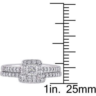Kiara Swarovski Signity Sterling Silver Poorva Ring_Kir0807 - Silver
