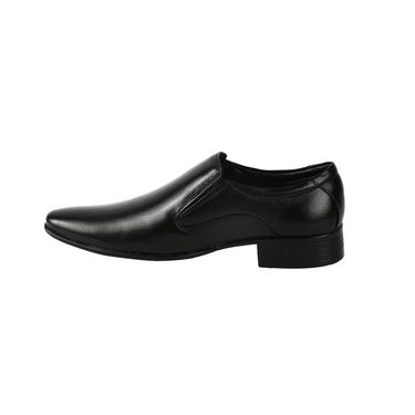 Bacca bucci Genuine Leather  Formal Shoes KP-34 - Black