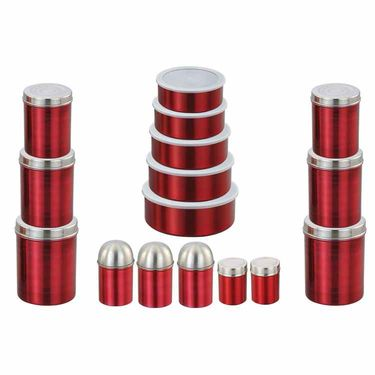 Klassic Vimal 36 Pcs Stainless Steel Set_KV124