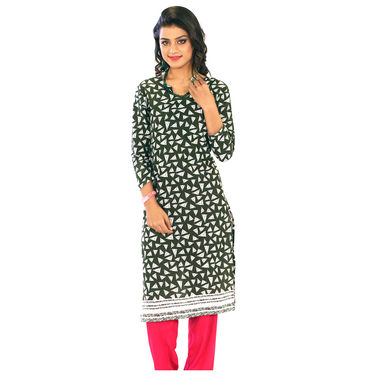 Kaira Collection of 5 Readymade Cotton Printed Kurti by Pakhi (5CK1)