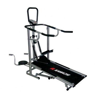 Kamachi 4 In 1 Manual Treadmill Jogger