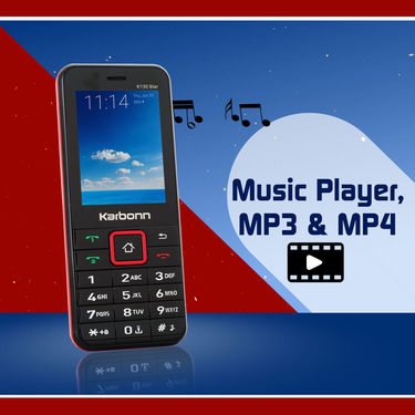 Karbonn K130 Star Mobile Phone