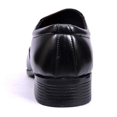 Kashmir Formal Shoes for Men - Black