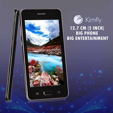 Kimfly 12.7 cm (5 inch), Big Phone Big Entertainment