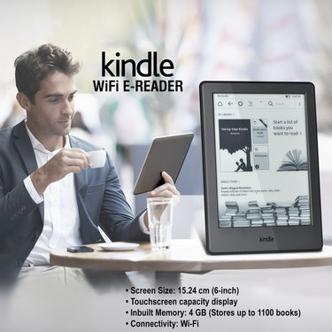 All New Kindle E-Reader
