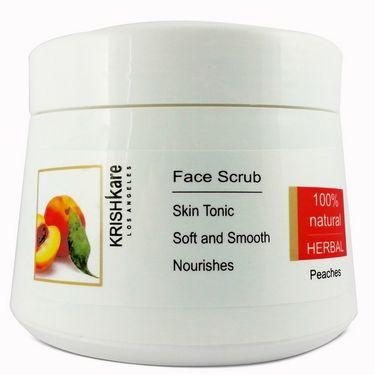 Face Scrub - Peaches