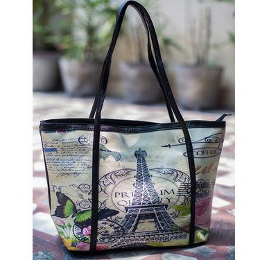 Arisha Women Handbag Coffee -Lb245