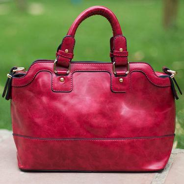 Arisha Women Handbag Maroon -Lb254