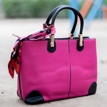 Arisha Women Handbag Pink -Lb256