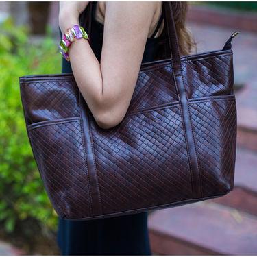 Arisha Women Handbag Brown -Lb281