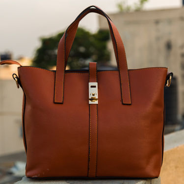 Arisha Brown Handbag -LB 369